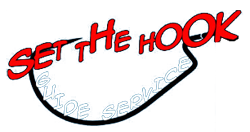 logo Set The Hook Guide Services - Minnesota
