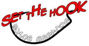 logo Set The Hook Guide Services - Minnesota